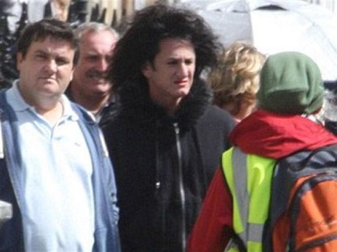 Sean Penn taktı takıştırdı